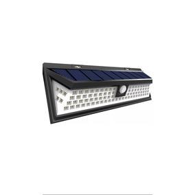 Wallpack Solar 90 Leds Luminaria