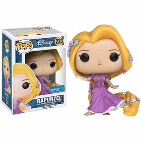 Disney Enrolados Rapunzel Boneco Pop Funko Excl Walmart #223