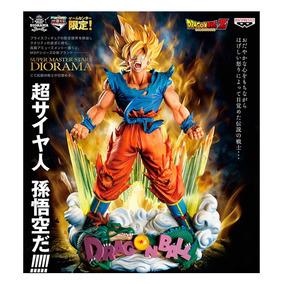 Action Figure Goku Dragon Ball Z Super Master Star Diorama