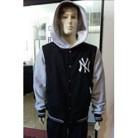 Casaco/blusa/college Masculina New Yankees- Pronta Entrega