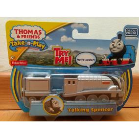 Thomas E Seus Amigos Trens Spencer E Thomas