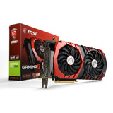 Tarjeta De Video Msi Gtx 1060 Gaming 6gb Ddr5 Pcix16 3.0