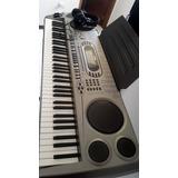 Teclado Musical Extendido Profesional Sintetizador Wk-1630