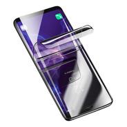 Film Silicona Hydrogel Templado Full Xiaomi Con Colocación