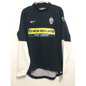 Polera Entrenamiento Juventus Talla M Nike
