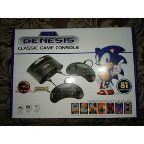 Sega Genesis Retro 2017