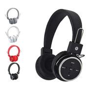 Fone Ouvido Bluetooth Mp3 Fm Atende Chamada Sem Fio Portatil