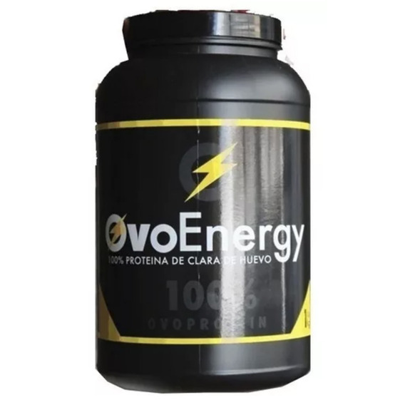 Ovoenergy Proteina Clara De Huevo En Polvo, Albumina
