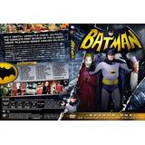 Batman 1966 Adam West - Serie Completa - Latino - Remaster.