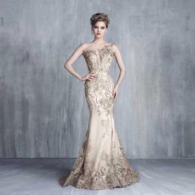 Vestido De Noite, Festa,casamento,gala, Traje A Rigor