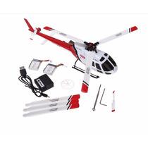 V931 Helicóptero 6 Canais Brushless Complet + Bateria Grátis