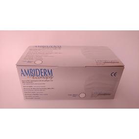 Cubreboca De Tres Pliegos Con Filtro Antibacterial Ambiderm