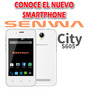 Smartphone Senwa City S605 512 Ram 2 Mpx. Flash Android 4.4