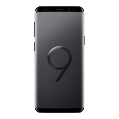 Samsung Galaxy S9 Dual SIM 64 GB Preto-meia-noite 4 GB RAM