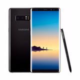 Samsung Galaxy Note 8 Negro 64gb Ram 100% Original En Caja