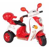 Moto Scooter A Batería