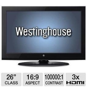 Tv Westinghouse 26 Hdmi Cw26s3cw 50 Trumps