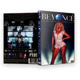 Dvd Beyoncé Live At Rock In Rio (fan Made)