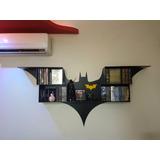 Prateleira Batman Mdf 6mm Corte À Laser Imperdível...