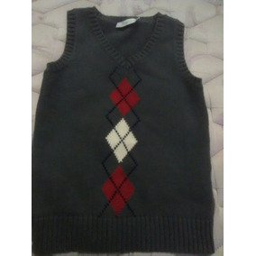 Chaleco /pulover Niño
