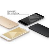 Xiaomi Redmi 4x 32gb 3gb Ram 8nuc 13/5mpx +funda Nuevos
