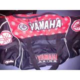 Bolso Motocross - Cuatri Yamaha Gama Rojo¡¡ Impecable