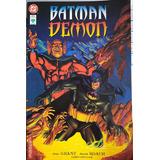 Batman - Demon. De Alan Grant Y David Roach.