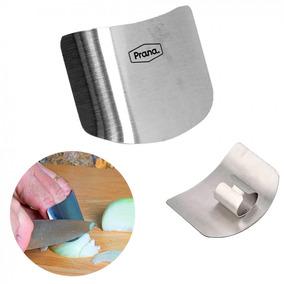 Protetor De Mãos P/ Corte De Legumes E Temperos Em Aço Inox