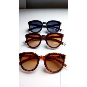 1da9d8ea74530 Óculos Redondo Pequeno De Sol - Óculos no Mercado Livre Brasil