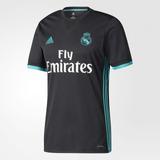 Camiseta Real Madrid 2017/2018 Climacool Campeon Del Mundo