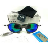 d09d690b524be Oculos De Sol Romeo 1 X Metal Lentes Verde G26 Polarizada