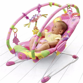 Cadeirinha Gymini Bouncer Tiny Princess - Tiny Love