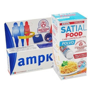 Combo Adelgazante Satial Food + Ampk X 60 Comp Original