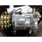 Compresor Aire Acondicionado Para Npr