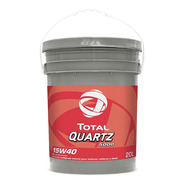Total Quartz 5000 15w40 X 20l