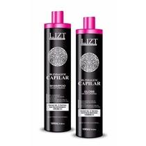 Blindagem Capilar Lizt Hair Produto Original