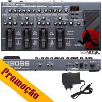 Pedaleira Roland Boss Me80 | Me-80 | Pronta Entrega + Fonte