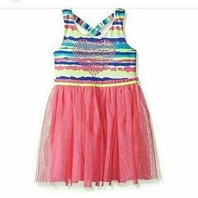 Vestido Para Niñas Importado Carters Nautica Referencia 6