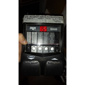 Multiefecto Digitech Rp155