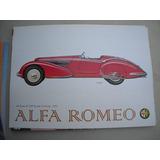 Poster Reproduccion Publicidad Auto Alfa Romeo