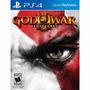 God Of War 3 Iii Remastered Playstation 4 Entrega Rapida