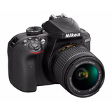 Izalo: Cámara Reflex Nikon D3400 + 18-55mm + Mercadopago!