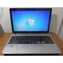 Notebook Gateway Nv57h58u 15.6 Core I5 2.4ghz 4gb Hd-500gb