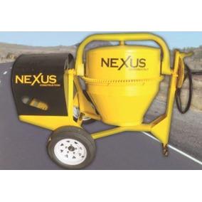 Revolvedora De Concreto Nexus Motor De 10hp Envio Gratis