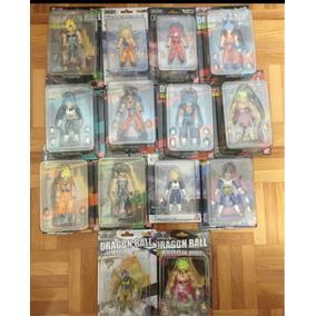 Kit 14 Figuras Dragon Ball Shodo Japonesas Pronta Entrega 12