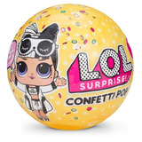 Nueva Confetti Pop Lol Surprise Ola 2 2018 (1 Pieza)