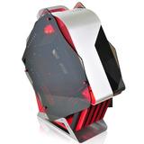 Caja Gabinete Iceberg Beast-m - Roja - E-atx - 4 Ventiladore