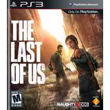 Ps3 The Last Of Us Digital Original Play3