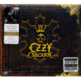 Memoirs Of A Madman - Ozzy Ozbourne - Disco Cd - Nuevo