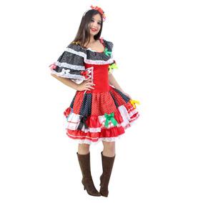 Vestidos de quadrilha modernos curtos